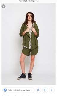 Ketz Ke jacket size 14