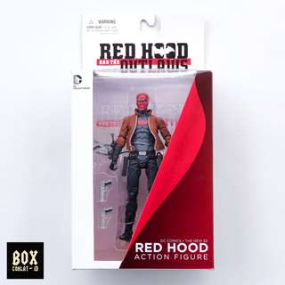 DC COLLECTIBLES REDHOOD RED HOOD AND THE OUTLAWS BATMAN RARE