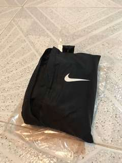 Nike 收納袋 鞋袋 黑色