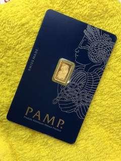 (PAMP Gold Bars - 999 Gold) + (999 Gold Coins - Zodiac)