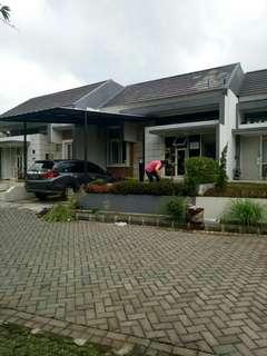 Dijual Rumah di Rancamaya Golf Estate