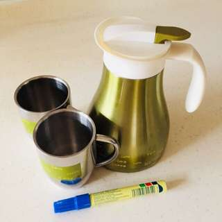 3pc Tea Maker Set