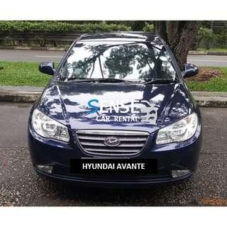 $350/WEEK HYUNDAI AVANTE CHEAP RENTAL!