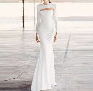 New! Christine gown