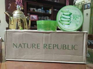 ALOE VERA NATURE REPUBLIC ORI 100%