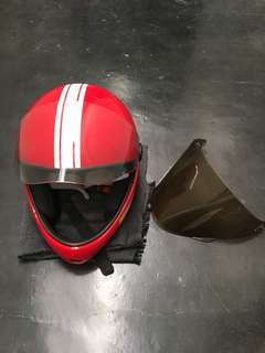Predator dh6 full face helmet