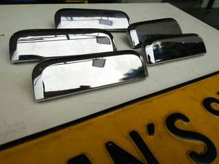 Japan chrome handles for Kenari Kembara