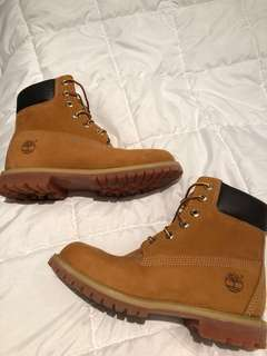 Genuine timberlands