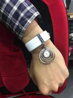 Que Watch Ladies (ori) clear stock