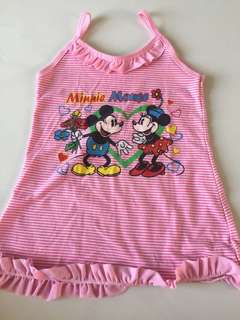 Minnie and Mickey house dress