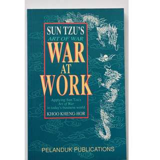 English book : War at Work