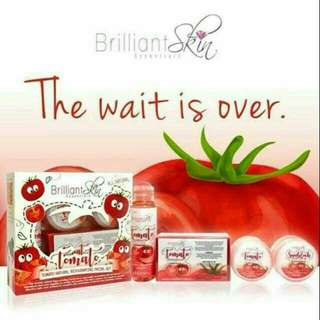 Brilliant Skin Tomato Natural Rejuvenating Set