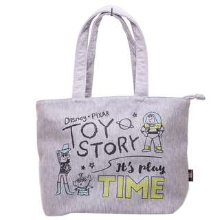 Toystory it's play time 拉鍊 野餐包 日本原裝正品