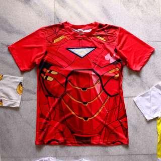 kaos marvel iron man original