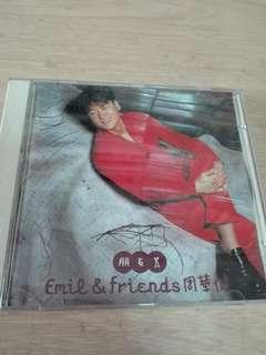 周华健朋友 + 精选 CD Pro-Blues Record CDVIR 71804-2