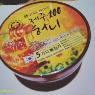 "100% Korean made Pox Moly ""Honey"" Soothing hel"