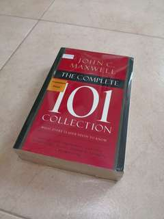 BNIP The Complete 101 Collection : What a Leader Needs to Know