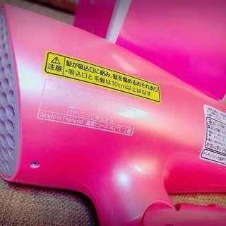 🚚 降價!日本帶回全新未使用PANASONIC EH-NA97-P保濕美容日本必買 少女心的粉紅色 🎀