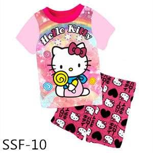 Hello Kitty T-shirt set