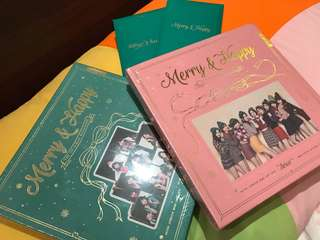 🚚 TWICE Album(Merry&Happy)