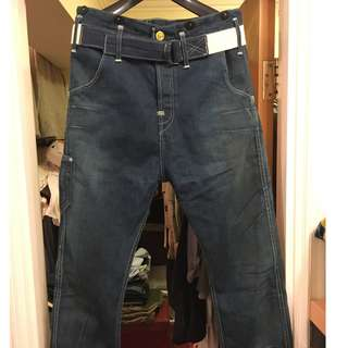 Levi's RED 2004 SS Stuart Work Denim 30x32
