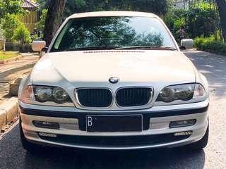BMW 325i E46 2001