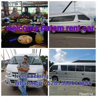 Batam rent car all in service the best