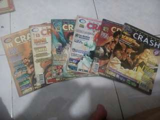 Second hand Comic books