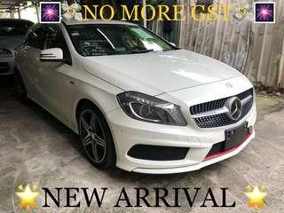 UNREGISTERED 2013 Mercedes A250 2.0 Turbo AMG (High Spec) Hatchback