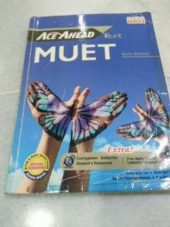 Muet Text Books