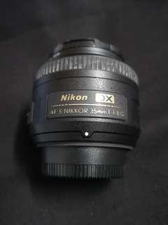AF-S Nikor 35mm F1.8G