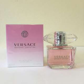 Authentic Perfume Versace Bright Crystal EDT 90ml for women