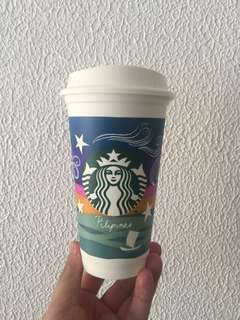 Starbucks Philippines Pilipinas Reusable Cup