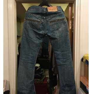 Levi's RED 2003SS 07M S03 Jeans 28x30