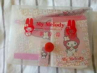 My melody文具套裝