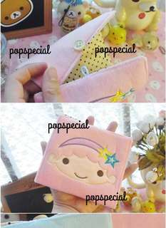 Little Twin Stars Sanitary Pad Pouch Holder