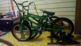 Basikal bmx rz