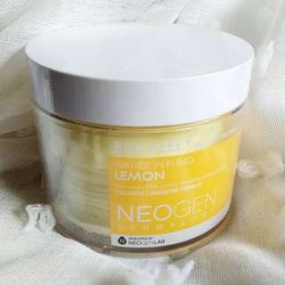 Neogen bio peel lemon share jar asli