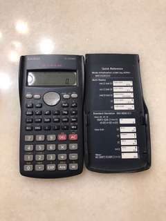 Casio Scientific Calculator model fx-350MS