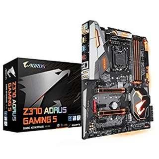 Gigabyte Z370-AORUS Gaming 5