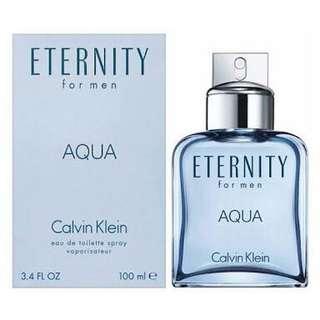 Eternity for men AQUA (Calvin Klein)