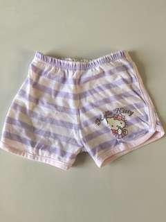 Hello Kity/Sanrio shorts