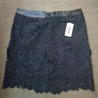 Authentic Forever 21 Lace Skirt