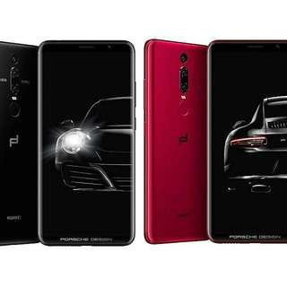 512gb Red Huawei Porsche Design Mate RS  70th Anniversary Model  MHMAY