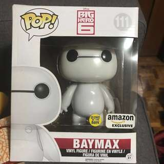 Baymax pop