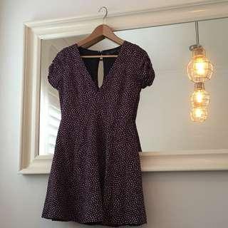 Zara A-line Dress