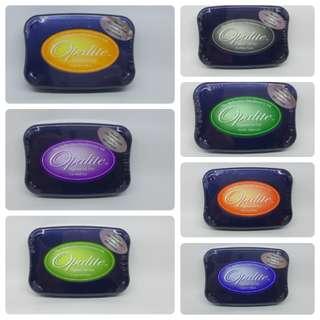 Tsukineko - Opalite Pigment Ink Pad
