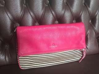 Kate Spade Crossbody Bag Shocking Pink