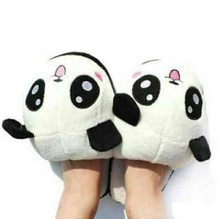 Cute Panda Soft slippers