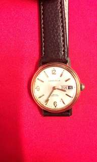 Raya Offer-Vintages Caravelle Day Date Watch